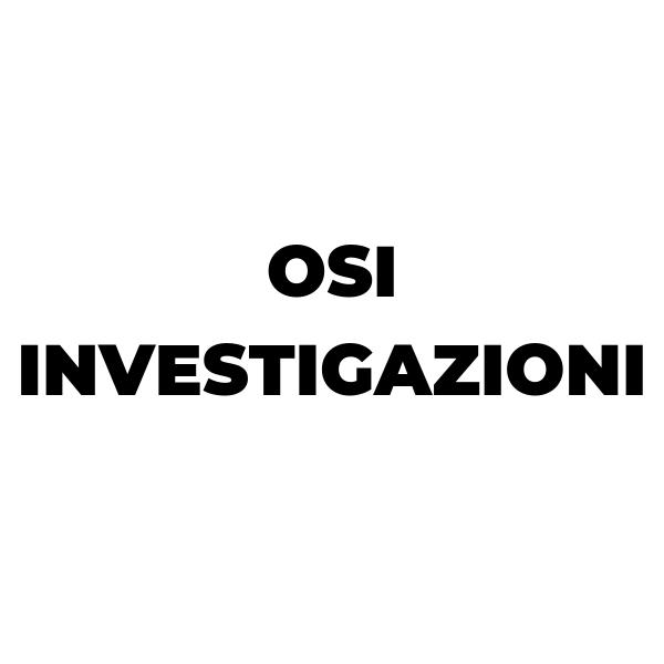 Osi Investigazioni